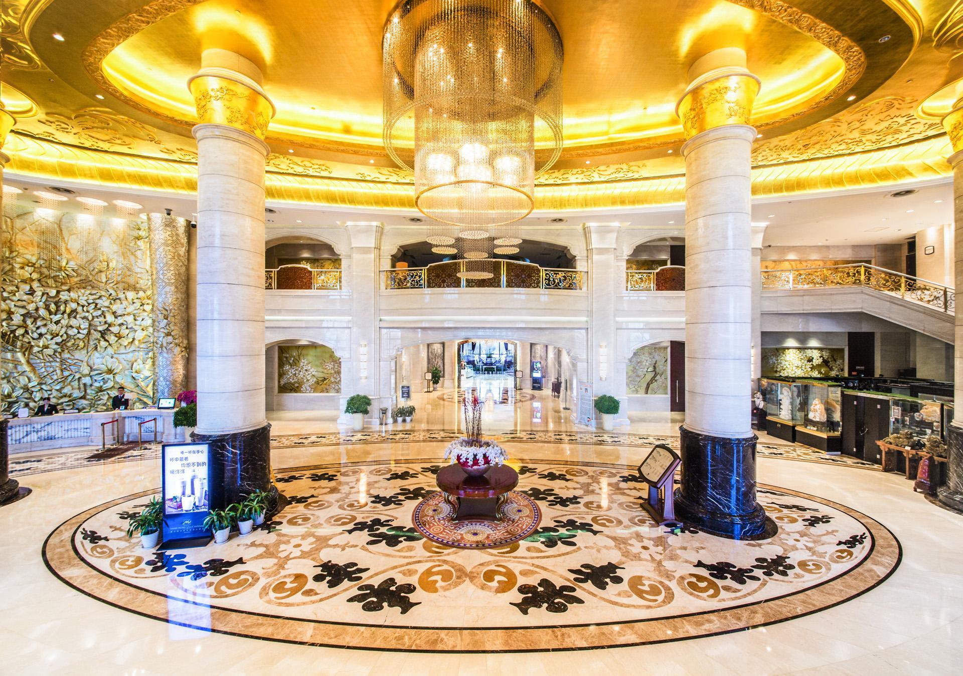 Grand Metropark Guofeng Hotel Tangshan