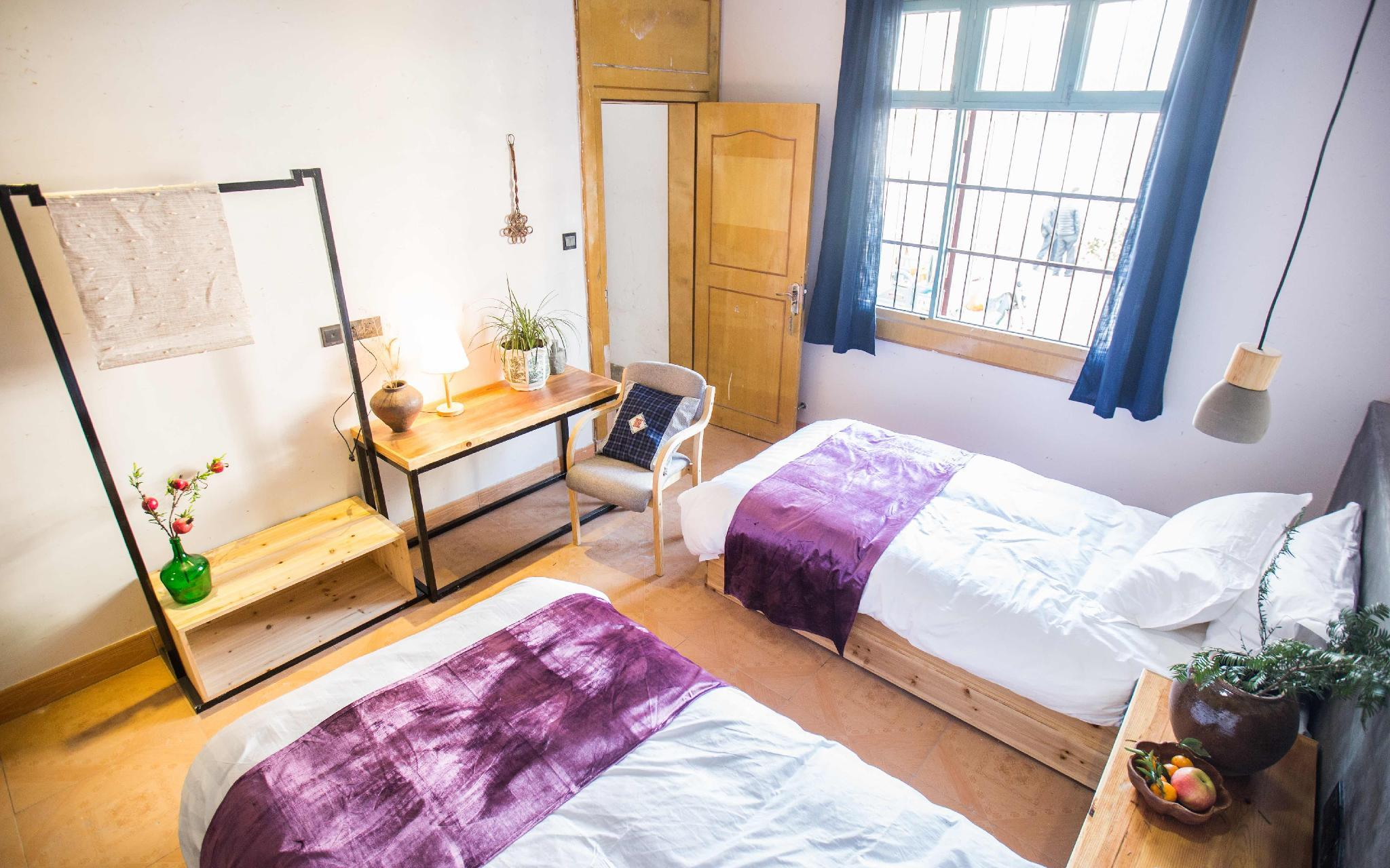 YUANXIANG QIYUN Homestay 2 Bed Private Room