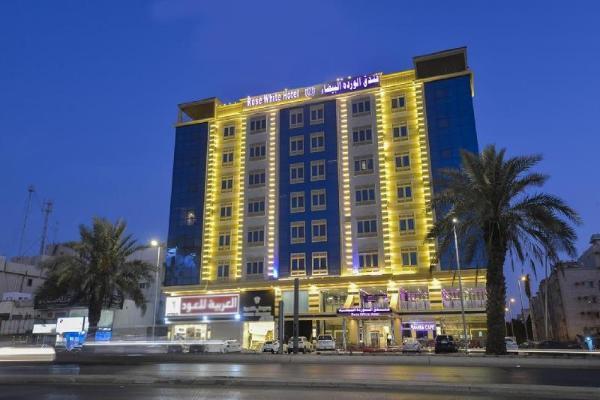 Rose White Hotel Jeddah