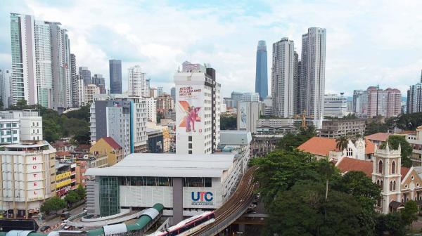 Ancasa Express Hotel @ Pudu by Ancasa Hotels & Resorts Kuala Lumpur
