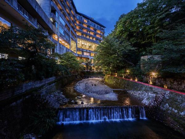 Gekkoen Kourokan Hotel Kobe