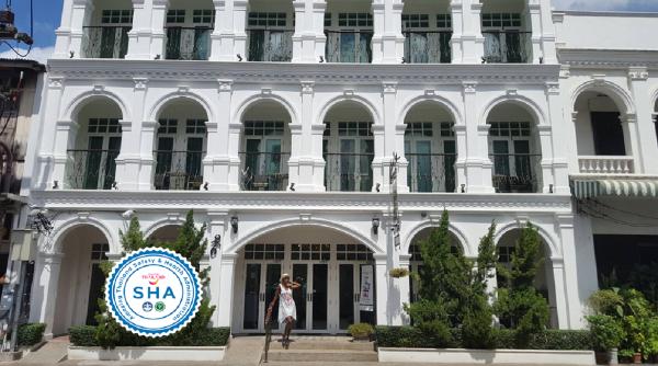 Casa Blanca Boutique Hotel Phuket (SHA Plus+) Phuket