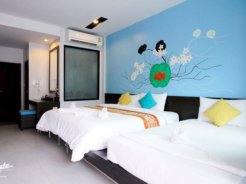 V2 Seagate Hip Hotel-Hostel managed by Ivan วี ทู ซีเกท ฮิป โฮเต็ฃ-โฮสเทล แมเนจ บาย ไอแวน