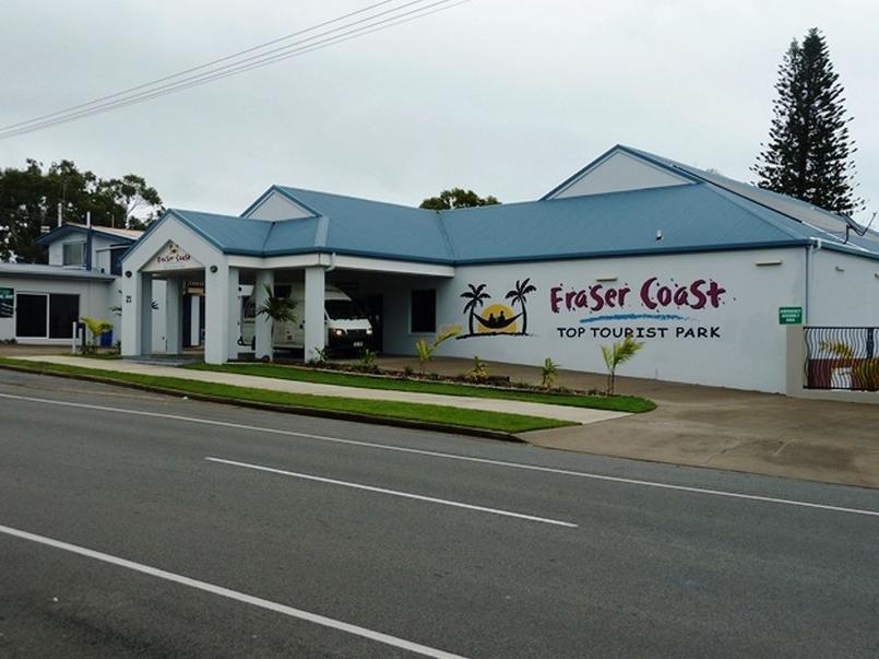 Fraser Coast Top Tourist Park