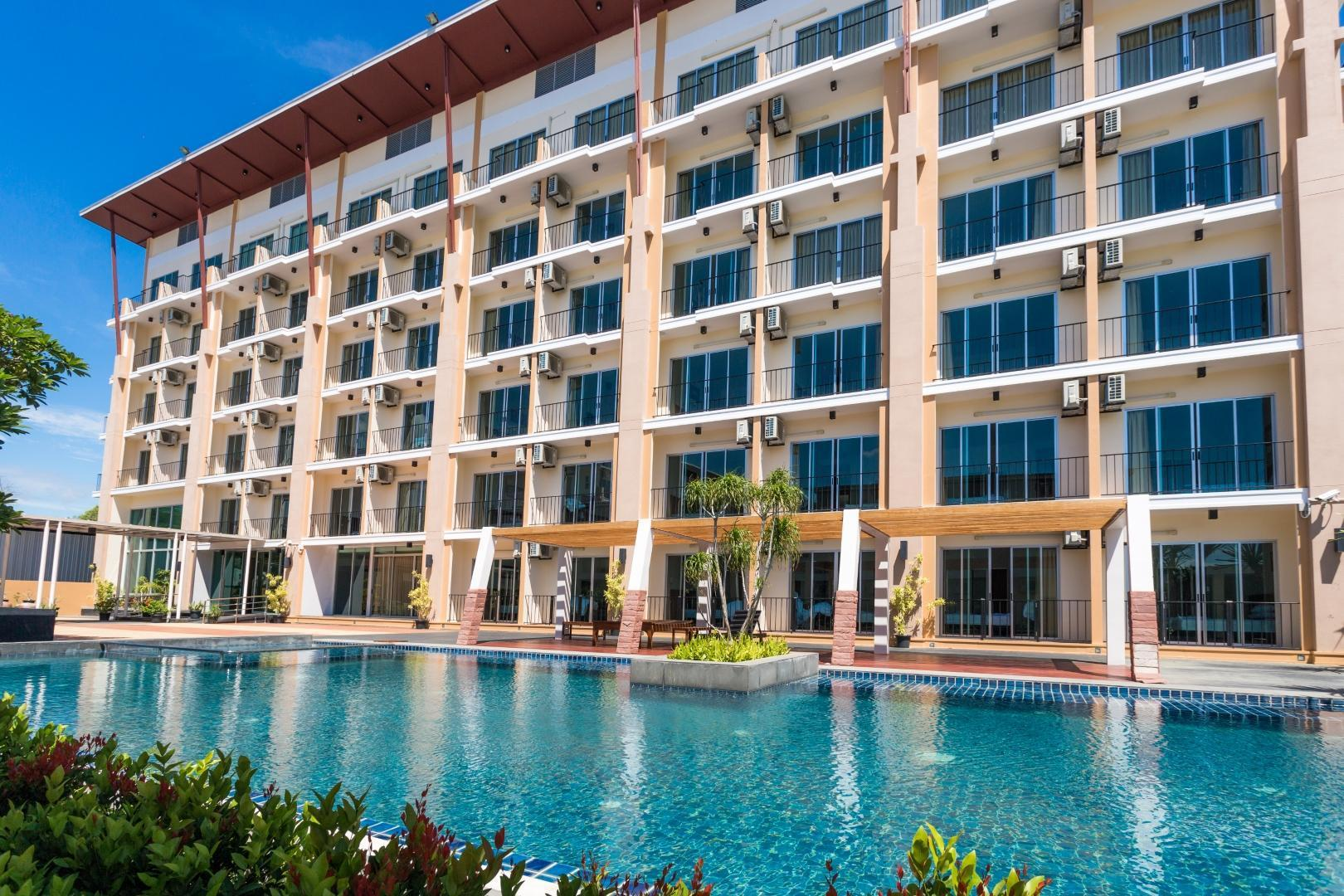 Kanokan Hotel โรงแรมกนกกาญจน์