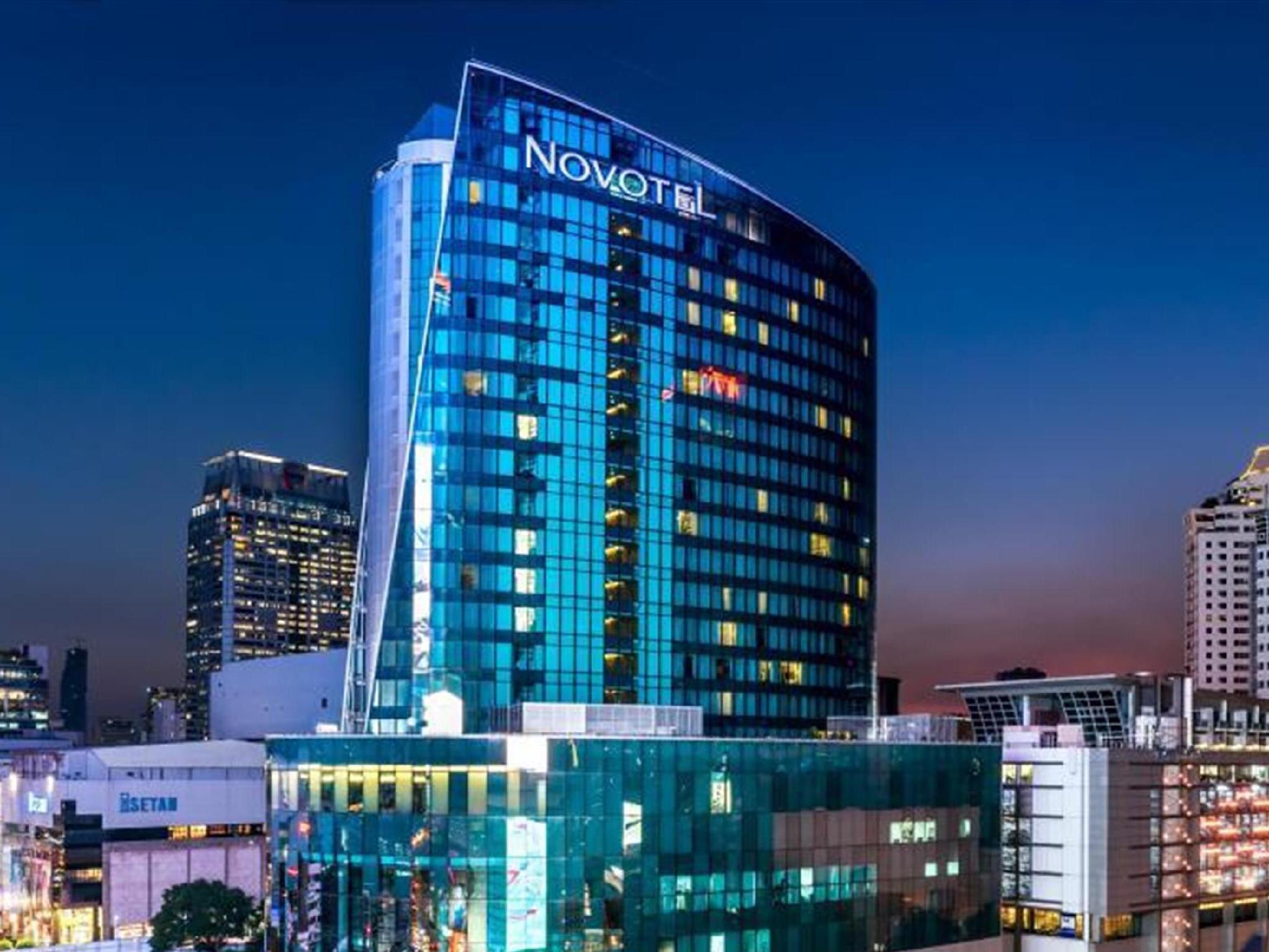 Novotel Bangkok Platinum Pratunam - Bangkok