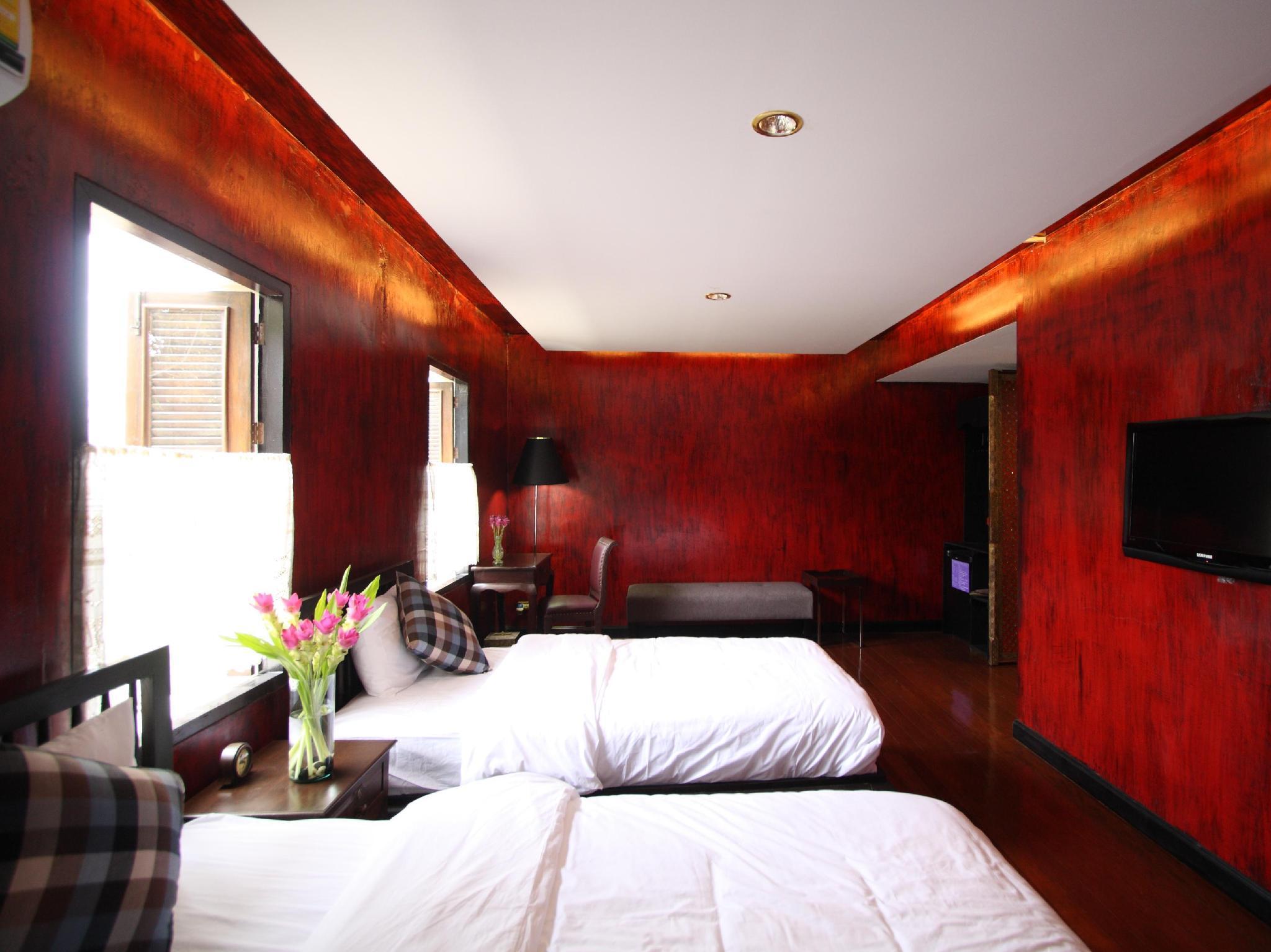 Seven Senses Guesthouse