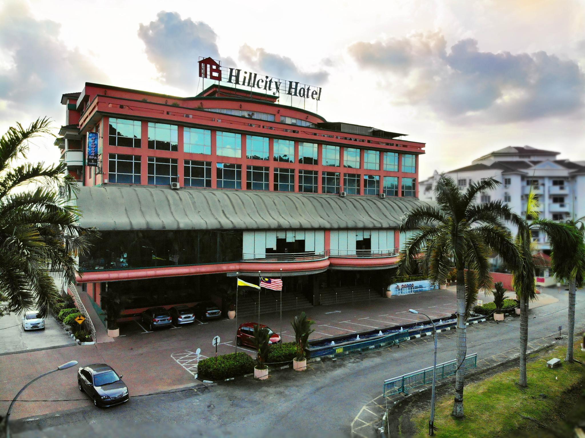 Hillcity Hotel And Condo