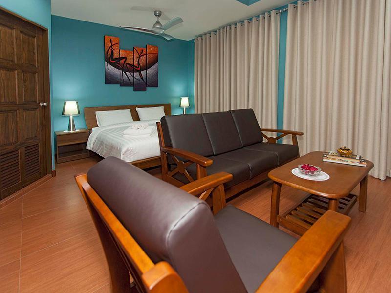Pattaya Garden Apartments Boutique Hotel พัทยา การ์เดน อพาร์ตเมนท์ บูติก โฮเต็ล