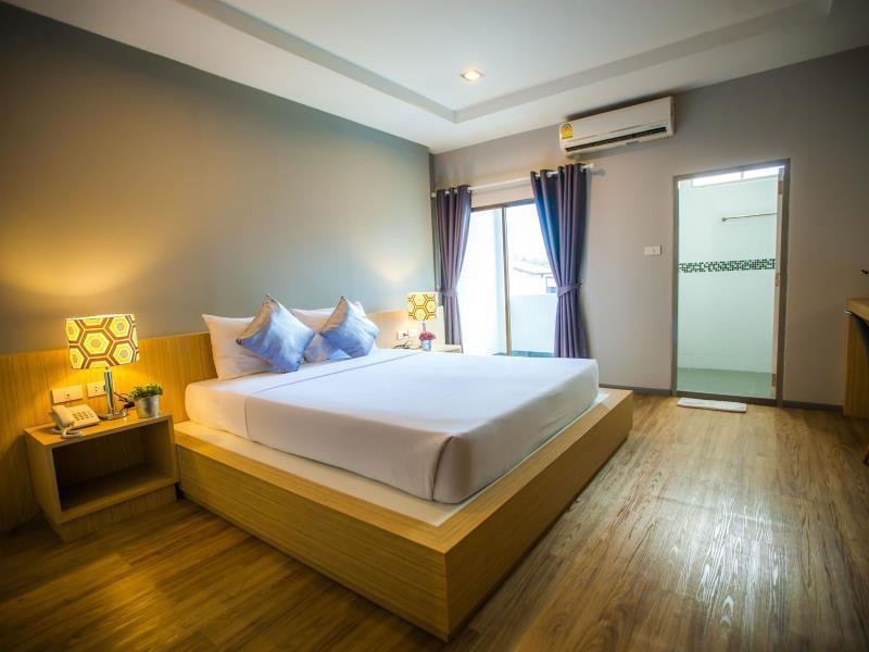 Rayong President Hotel โรงแรม ระยองเพรสซิเด้นท์
