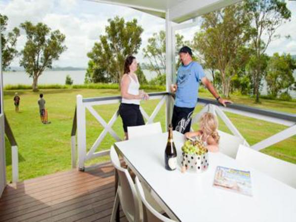 Lake Somerset Holiday Park Sunshine Coast