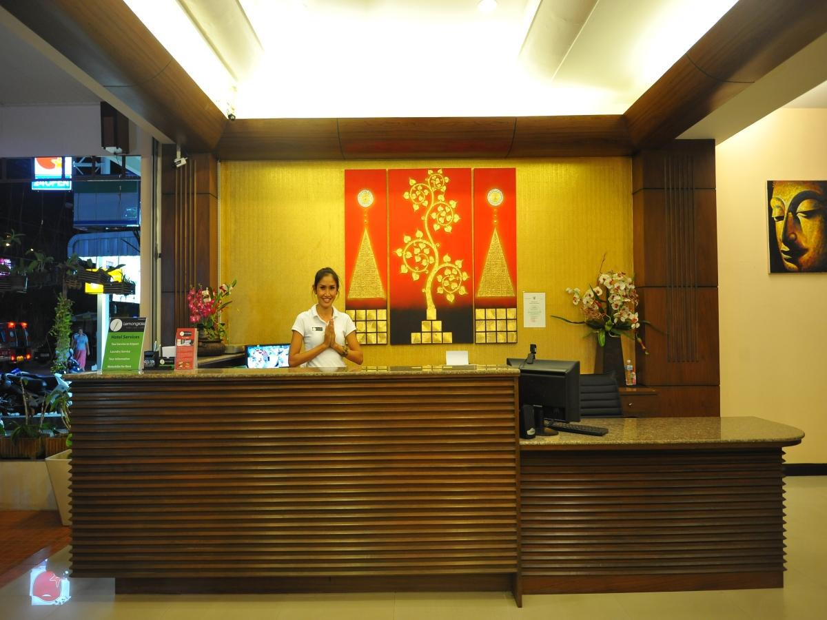 Lemongrass Hotel Patong โรงแรมเลมอนแกรส ป่าตอง