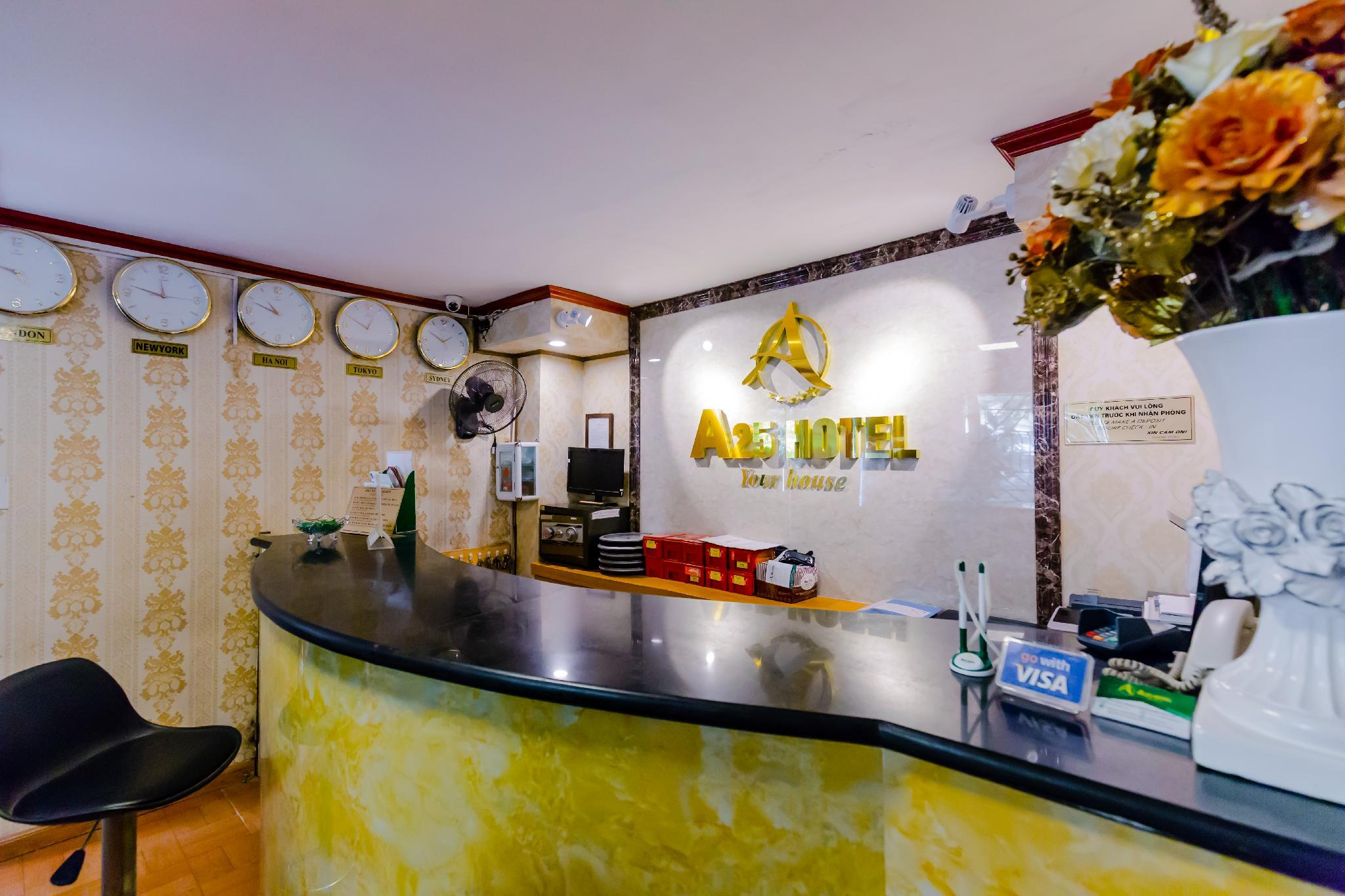 A25 Hotel   Hoang Quoc Viet