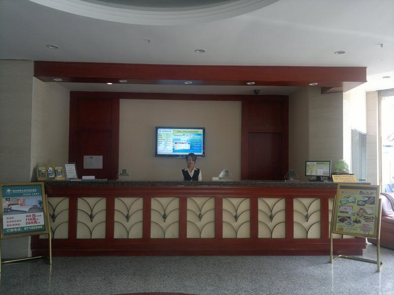 Green Tree Inn Dalian Development Zone Hotel