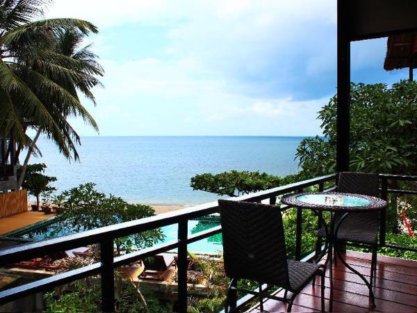 West Coast Beach Resort Koh Phangan