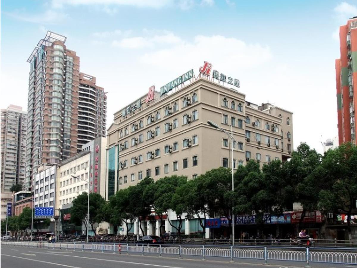 Jinjiang Inn Wuxi West Jiefang Road