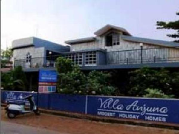 Villa Anjuna Goa