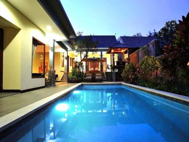 Villa Rona Canggu with pool fence (optional)