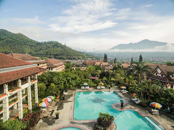 Royal Orchids Garden Hotel Batu Malang East Java Indonesia Booking And Map