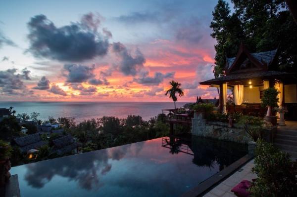 Ayara Hilltops Resort & Spa--Private Villa Phuket