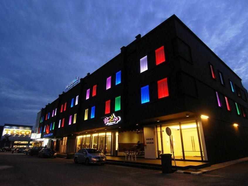 The Leverage Business Hotel  Bandar Baru Mergong