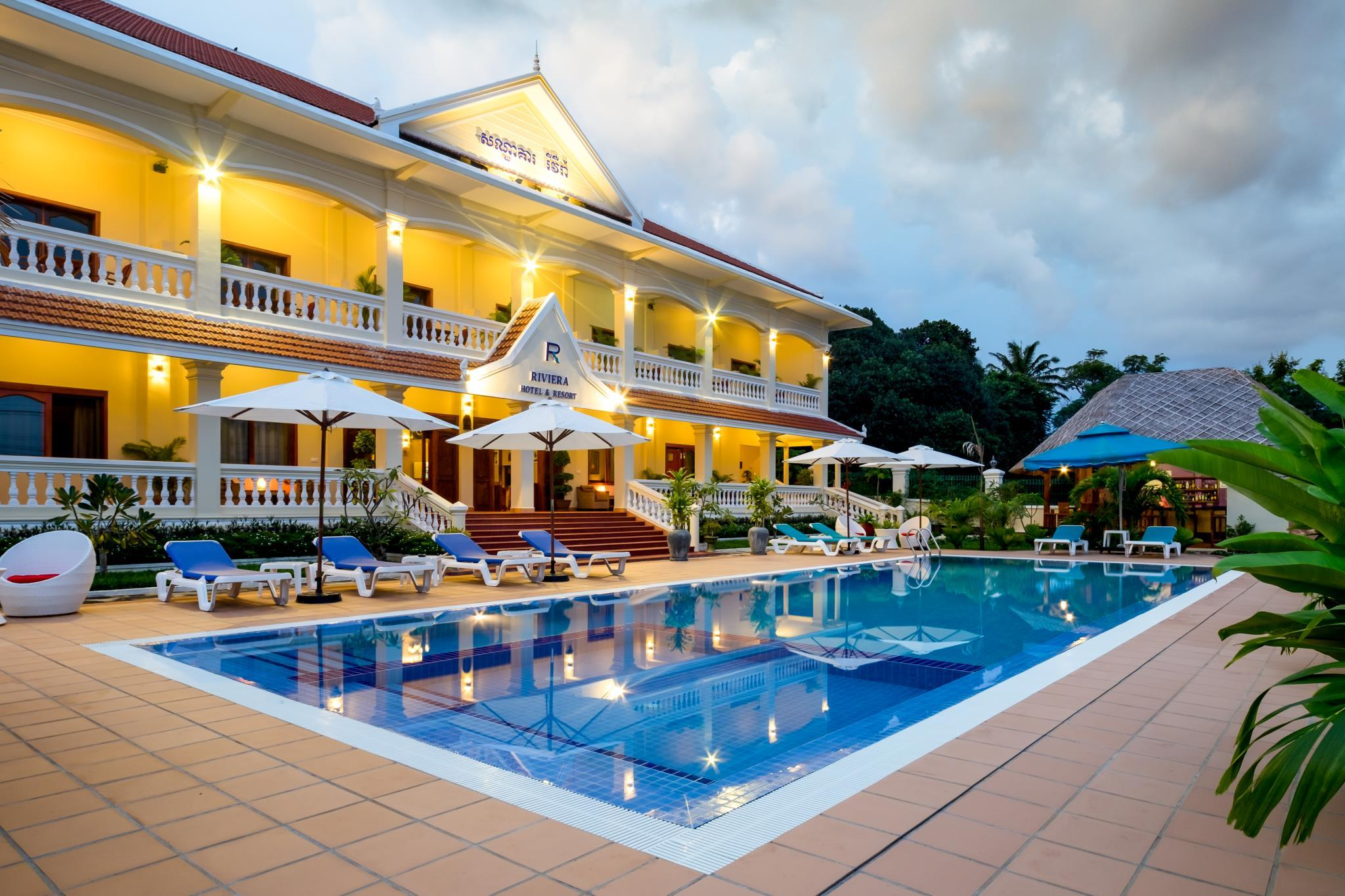 Riviera Hotel And Resort Kep