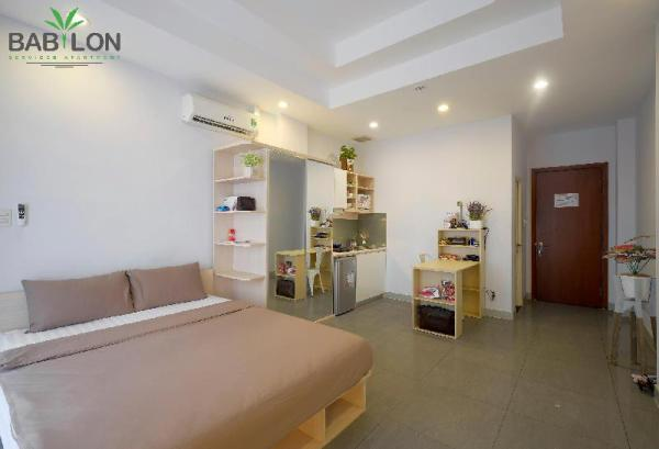 Babylon Central Serviced Apartment Studio Ho Chi Minh City