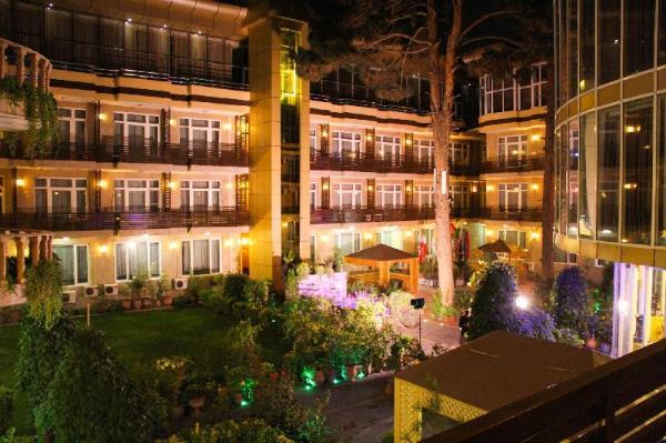 Park Star Hotel Kabul