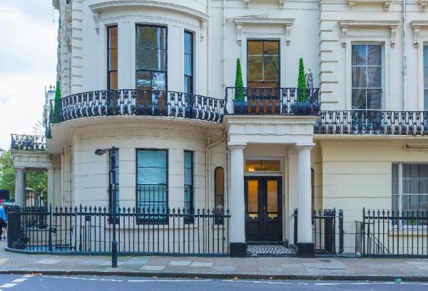Hyde Park City Pads London