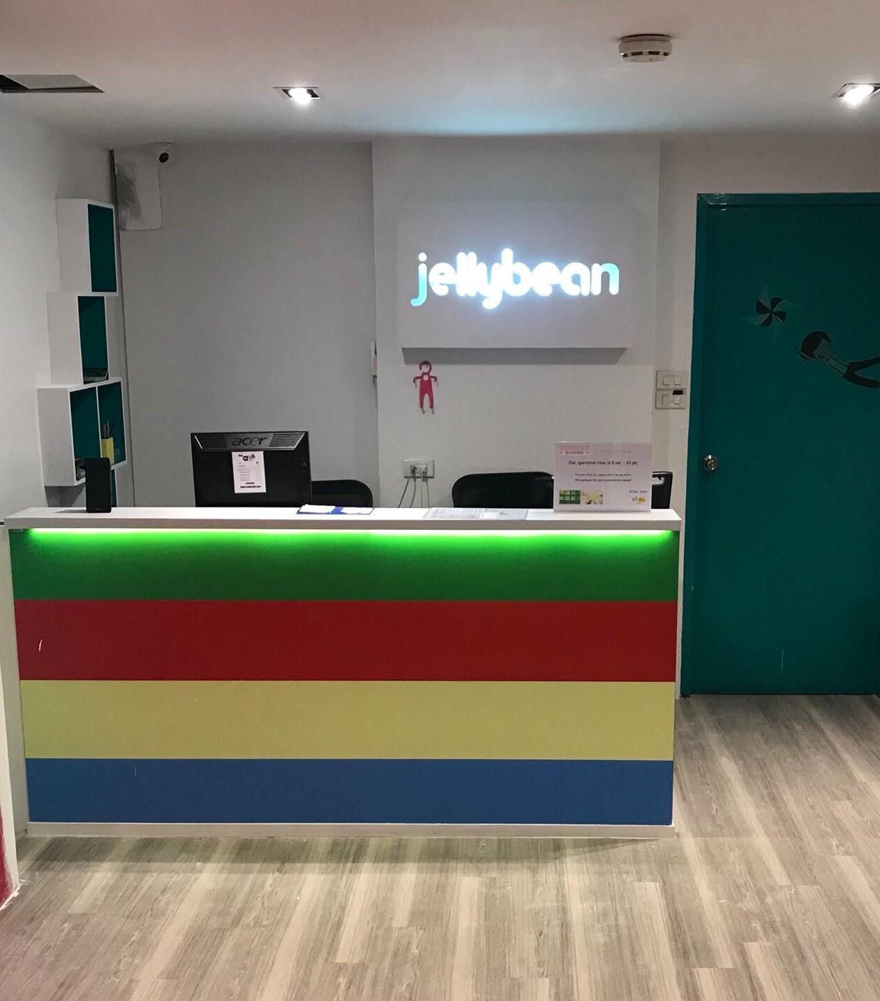 Jellybean EZY Hostel Sathorn