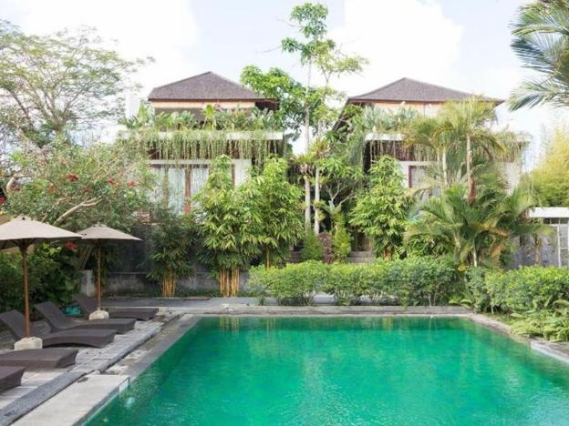 Aqua Bali Villa