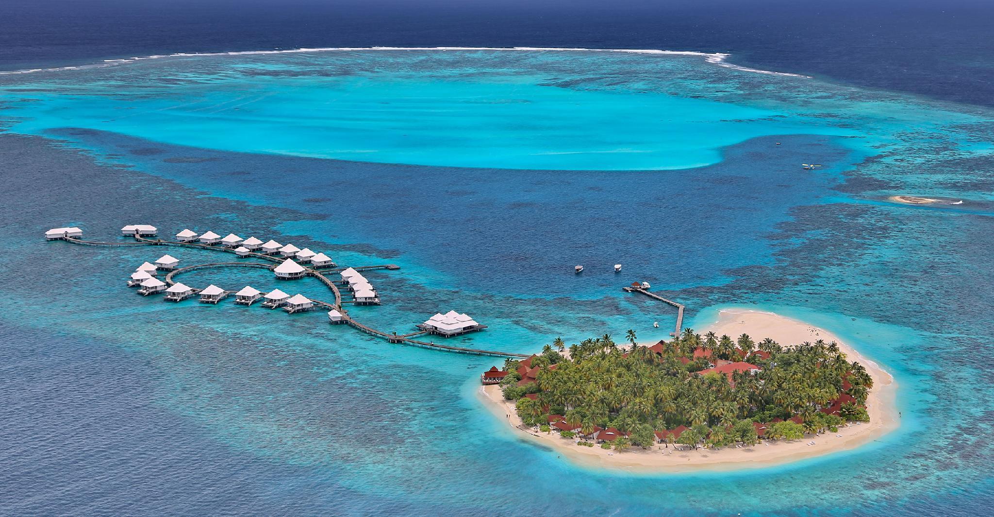 Diamonds Thudufushi Beach And Water Villas   All Inclusive