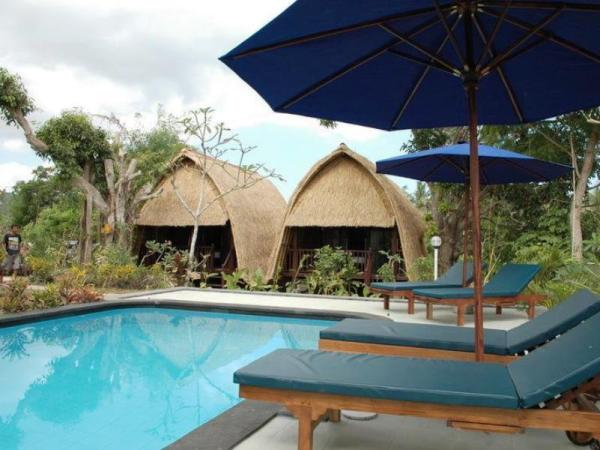 Lotus Garden Huts Bali