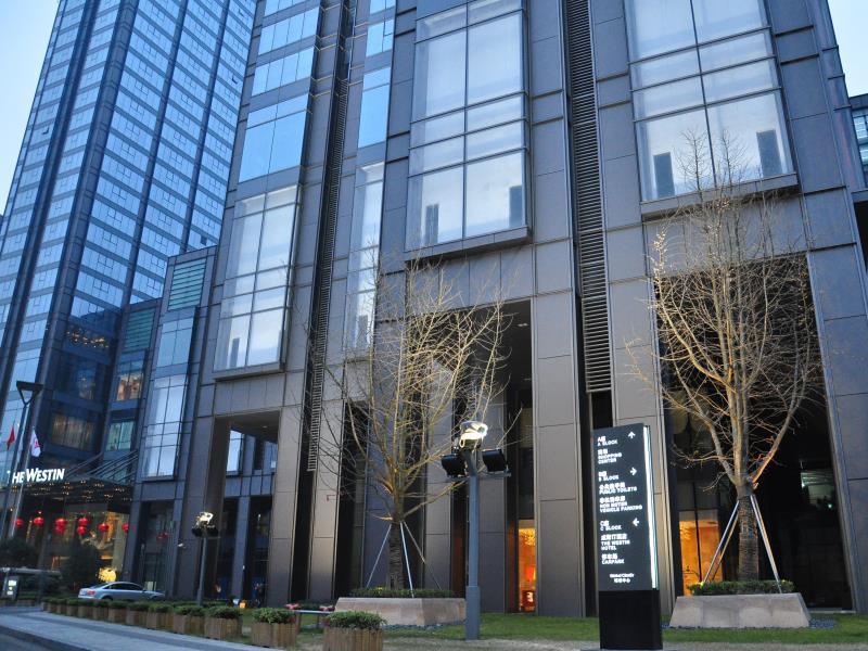 YOUSU HotelandApartment  Tianyi Square Yinyi Global Center Apartment Ningbo