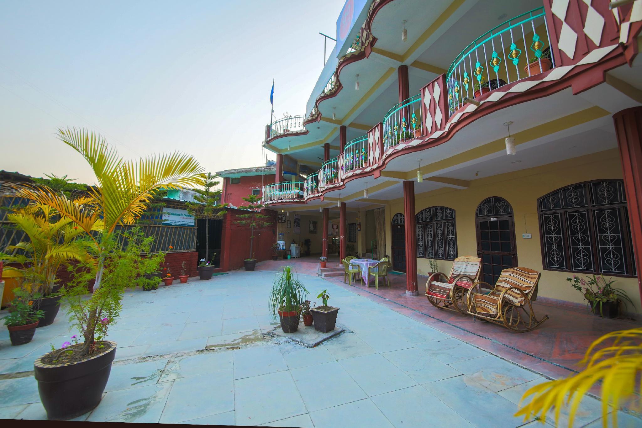 Rishikesh Sadan A Yoga And Spritual Retreat