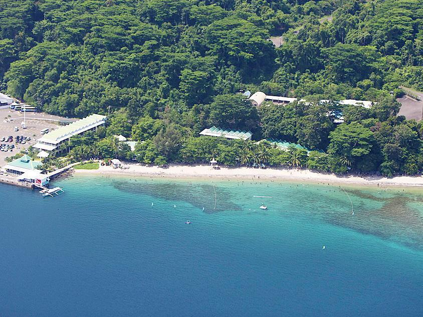 Camayan Beach Resort Hotel