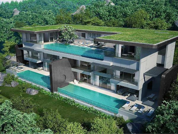 Malaiwana Residences - an elite haven Phuket