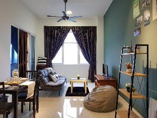 Фото отеля 1-5 pax 5mins IOI Mall LRT Cozy Apartment Puchong
