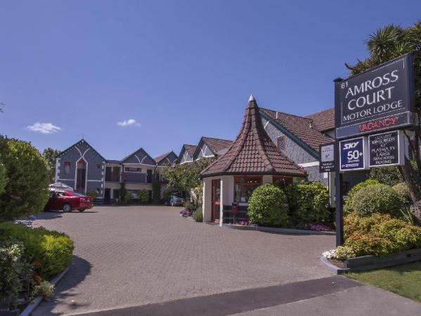 Amross Court Motor Lodge Christchurch
