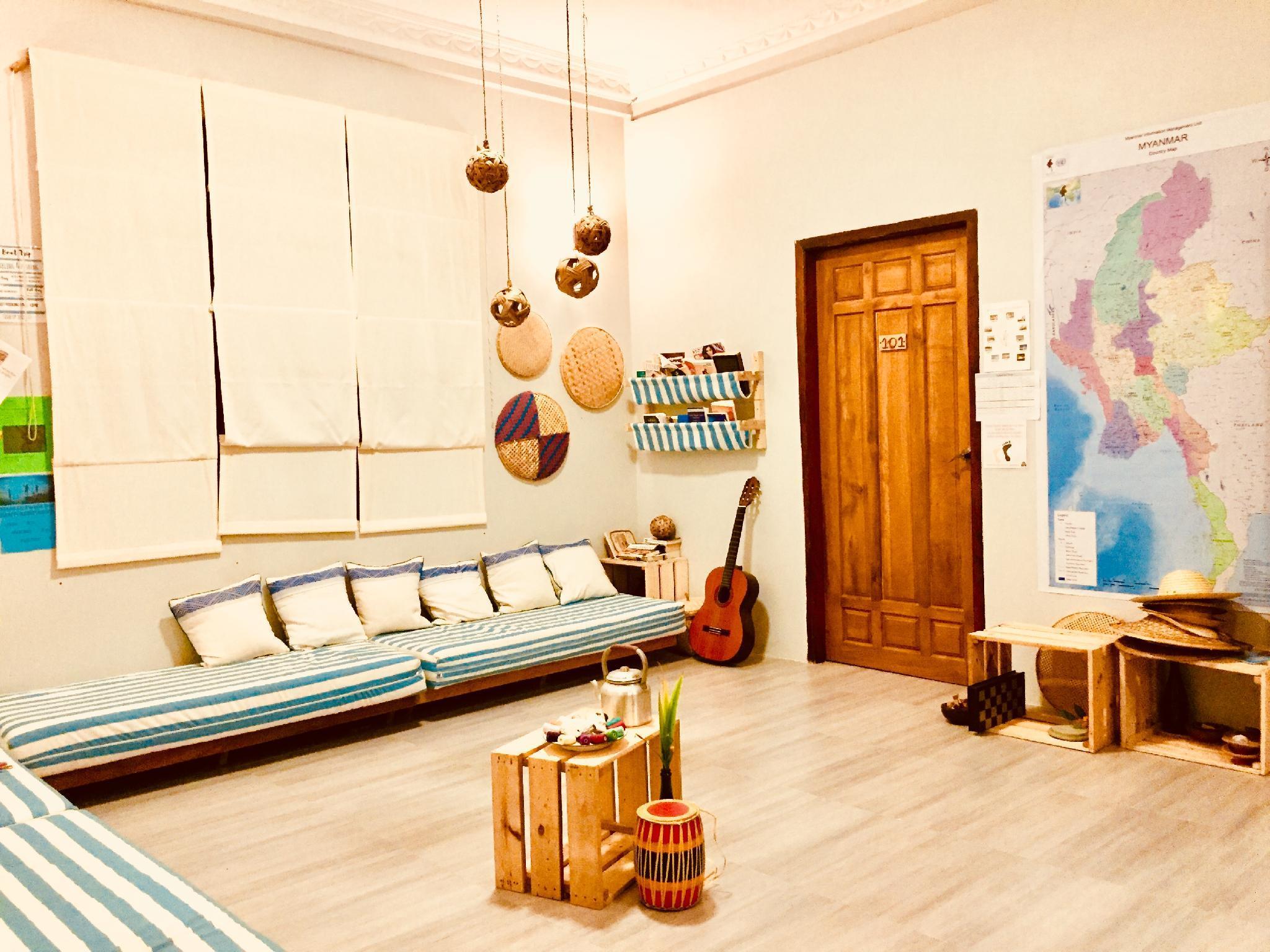 WEStay @ Chillax House � Ngapali