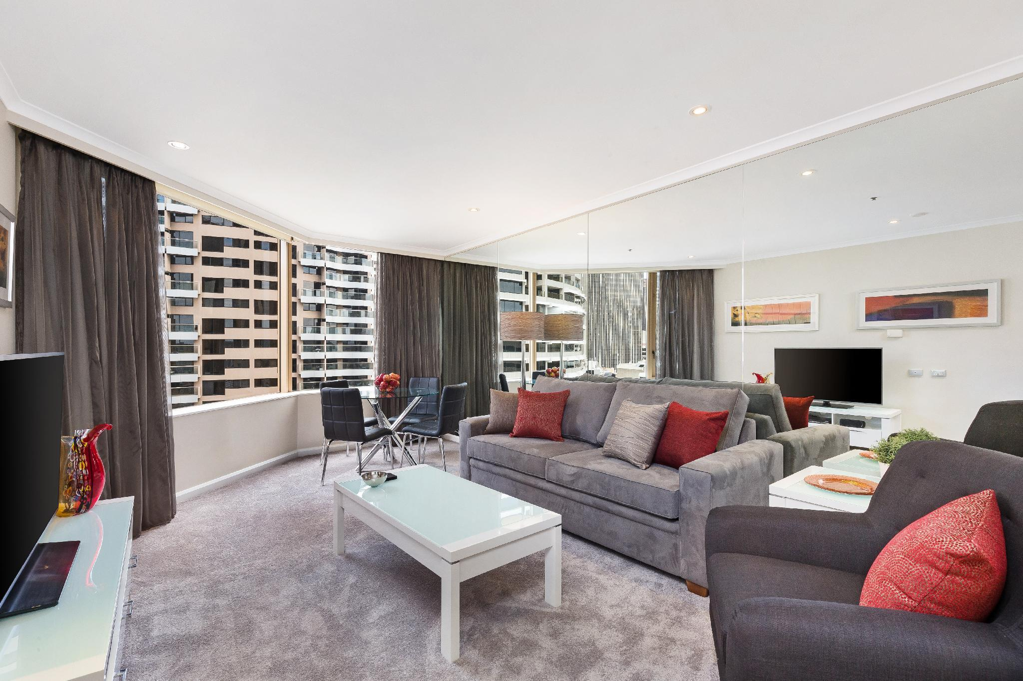 Quay West Sydney CBD Furnished Apartments 1201 Gloucester Street