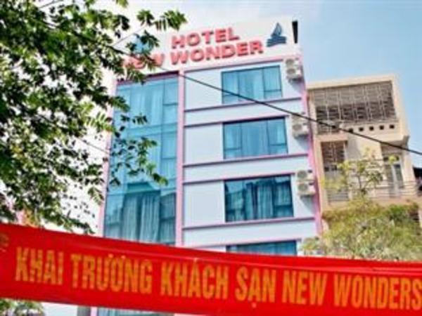 New Wonder Hotel Hanoi