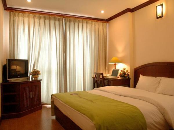 Hoang Ngoc Hotel - Nguyen Thuong Hien Hanoi