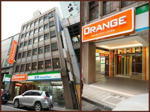 Orange Hotel Kaifong-Taipei Taipei