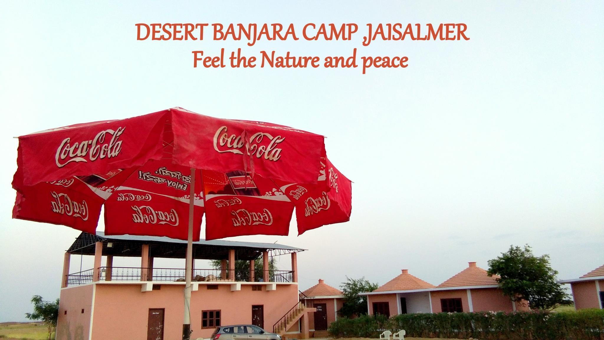 Desert Banjara Camp