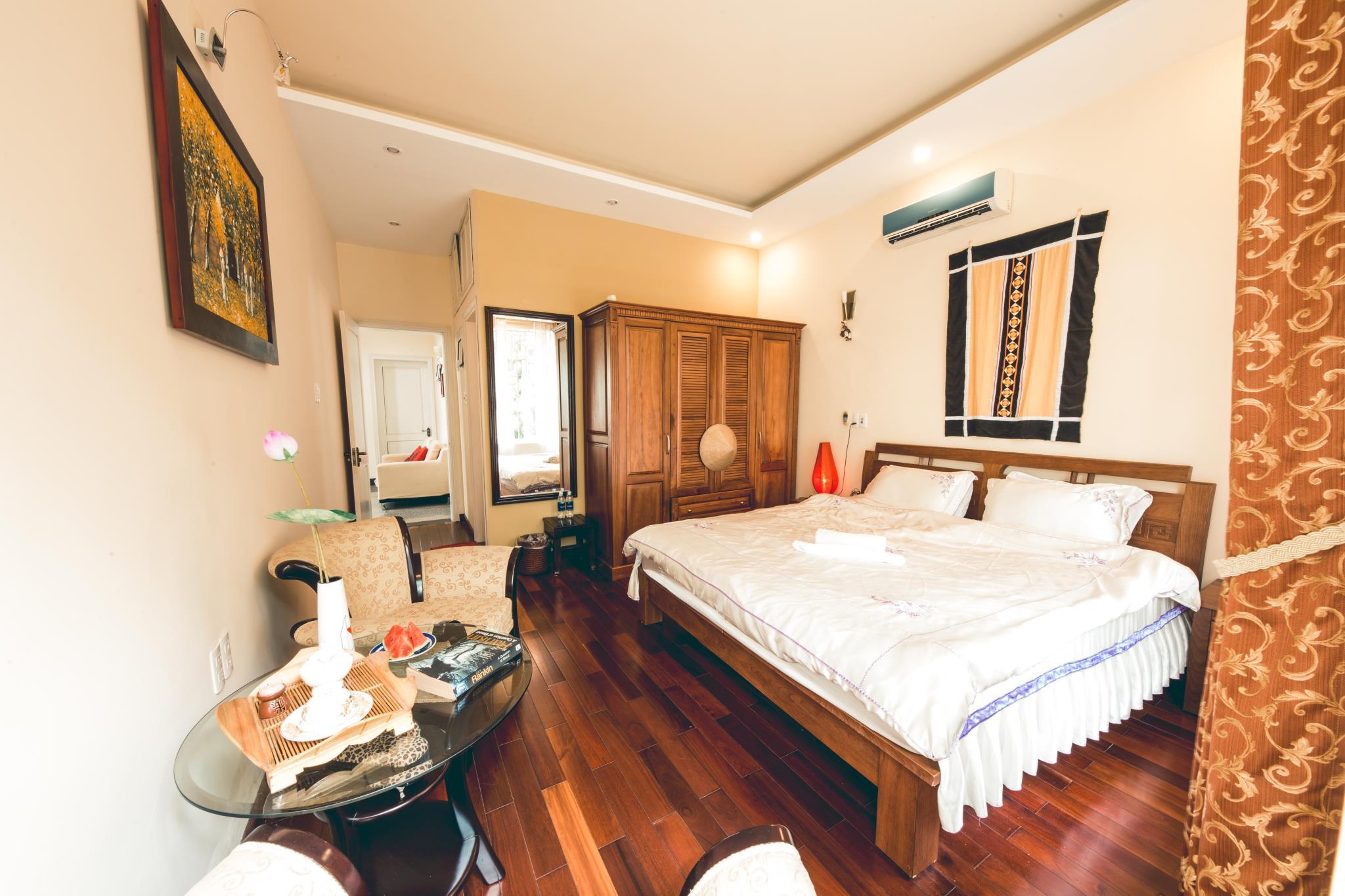 Hillside Homestay Hue   Silk Room