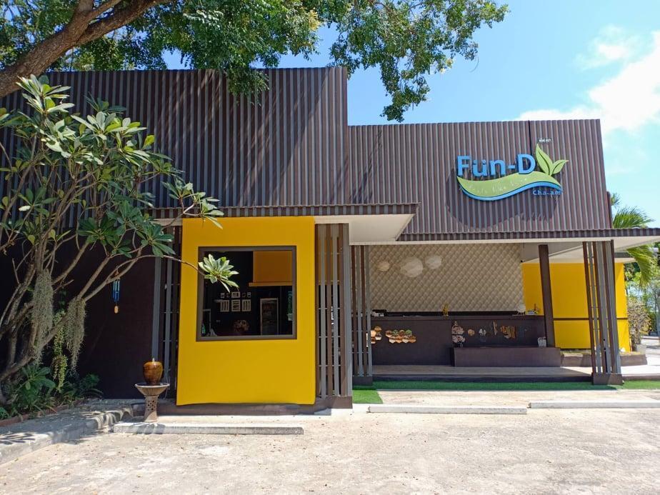 Fun D Boutique Hotel Cha Am
