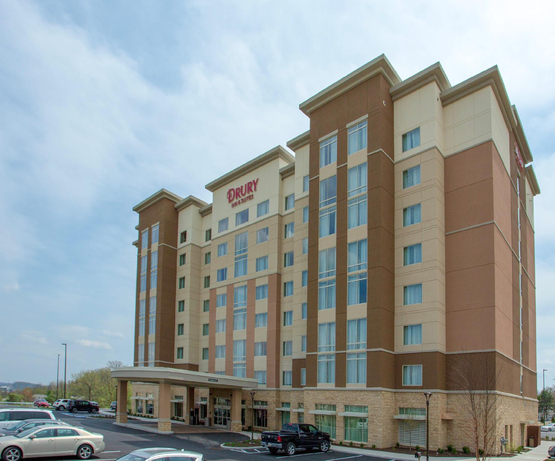 Drury Inn And Suites Pittsburgh Airport Settlers Ridge
