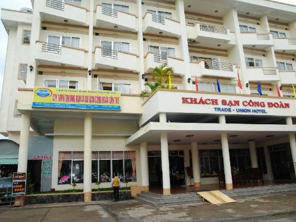 Trade Union Hotel Can Tho