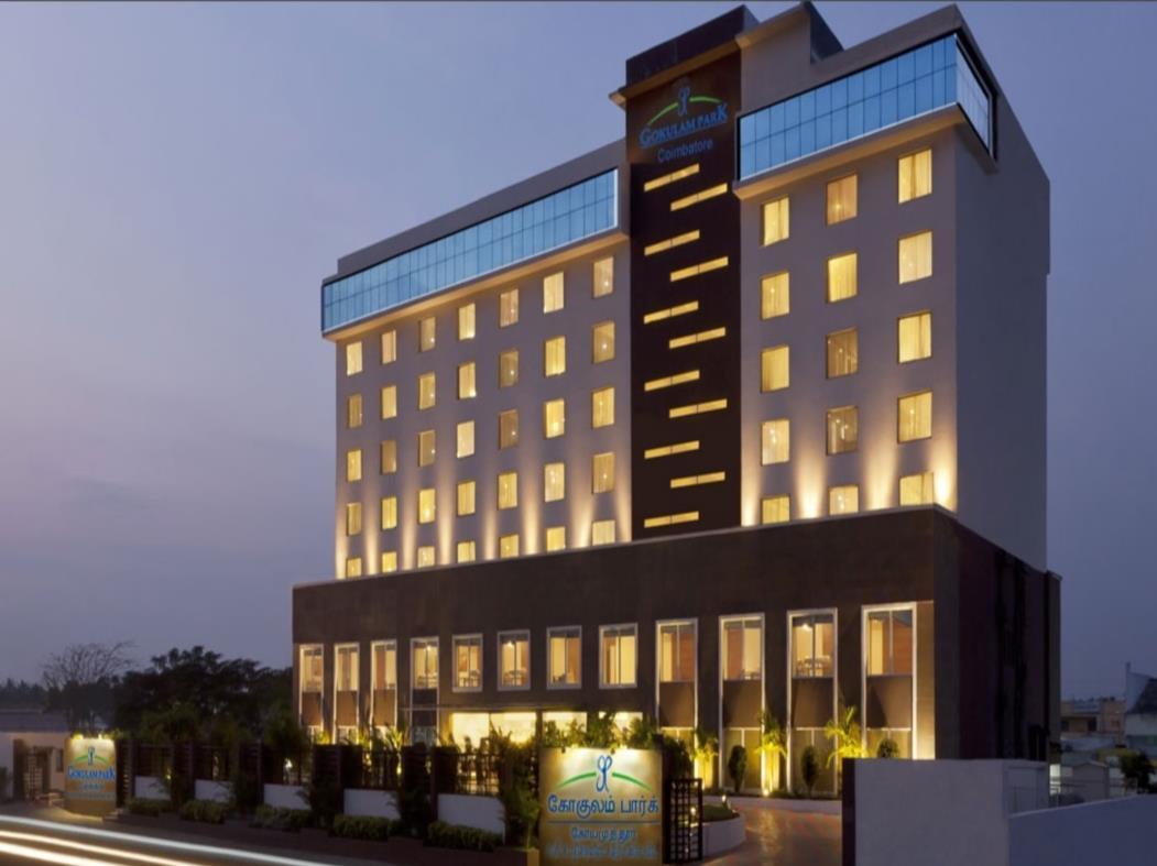 Hotel Gokulam Park   Coimbatore